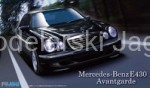 FUJIMI 126470 MERCEDES BENZ E430 RS-74 1/24