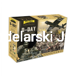 HELLER 53010 ZESTAW START D-DAY AIR ASSAULT 1/72