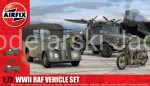 AIRFIX A03311 WWII RAF Vehicle Set 1/72