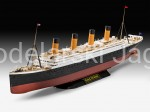 REVELL 05498 RMS TITANIC EASY CLICK 1/600