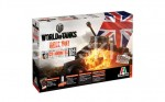 ITALERI 56504 WORLD OF TANKS CROMWELL 1/56