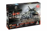 ITALERI 36503 WORLD OF TANKS SHERMAN  1/35