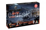 ITALERI 36507 WORLD OF TANKS LEOPARD 1A2 1/35