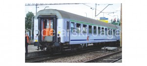 PIKO 97604-2 WAGON OSOBOWY TYP 111A 2KL.PKP IC